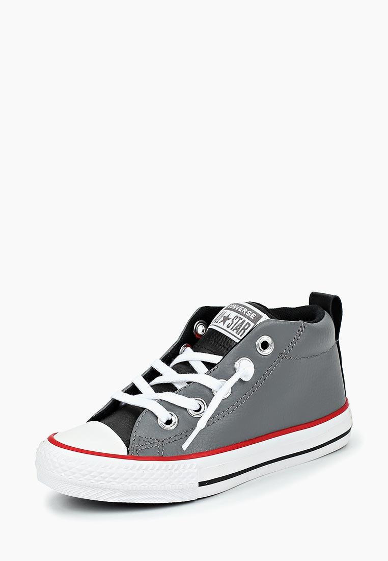 Кеды для девочек Converse (Конверс) 661888