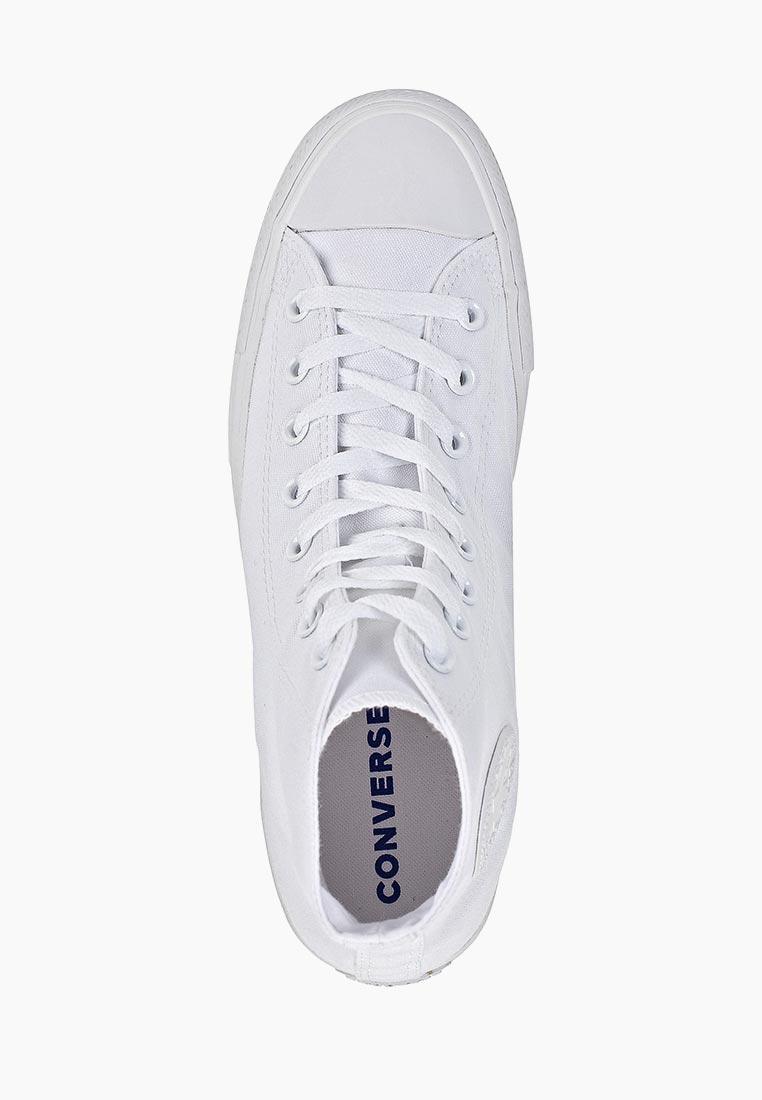 Мужские кеды Converse (Конверс) 1U646: изображение 4