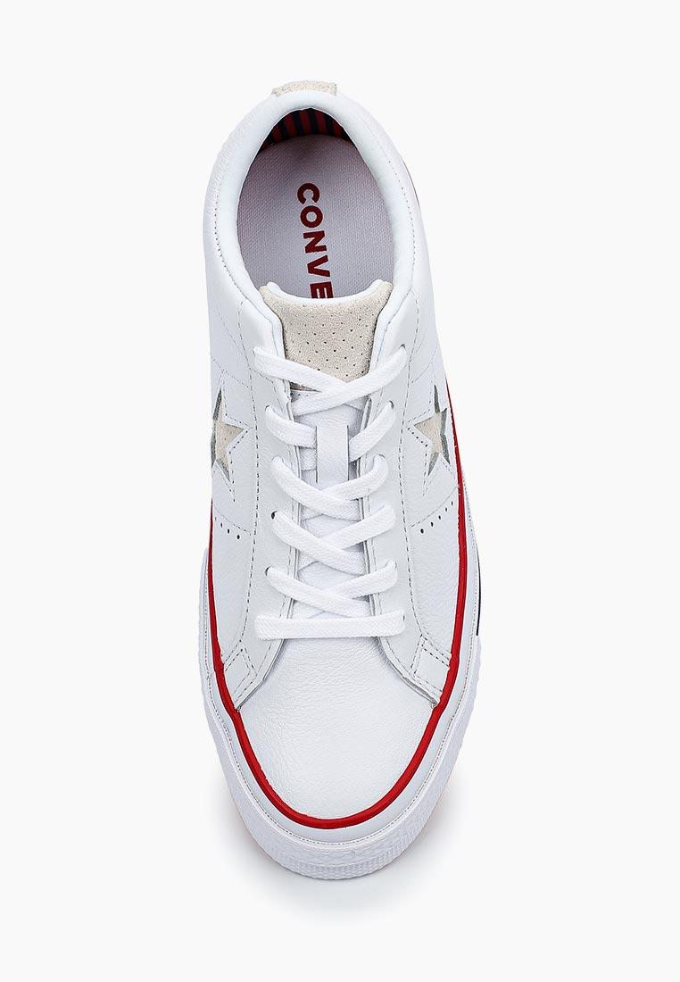 Мужские кеды Converse (Конверс) 160624: изображение 8