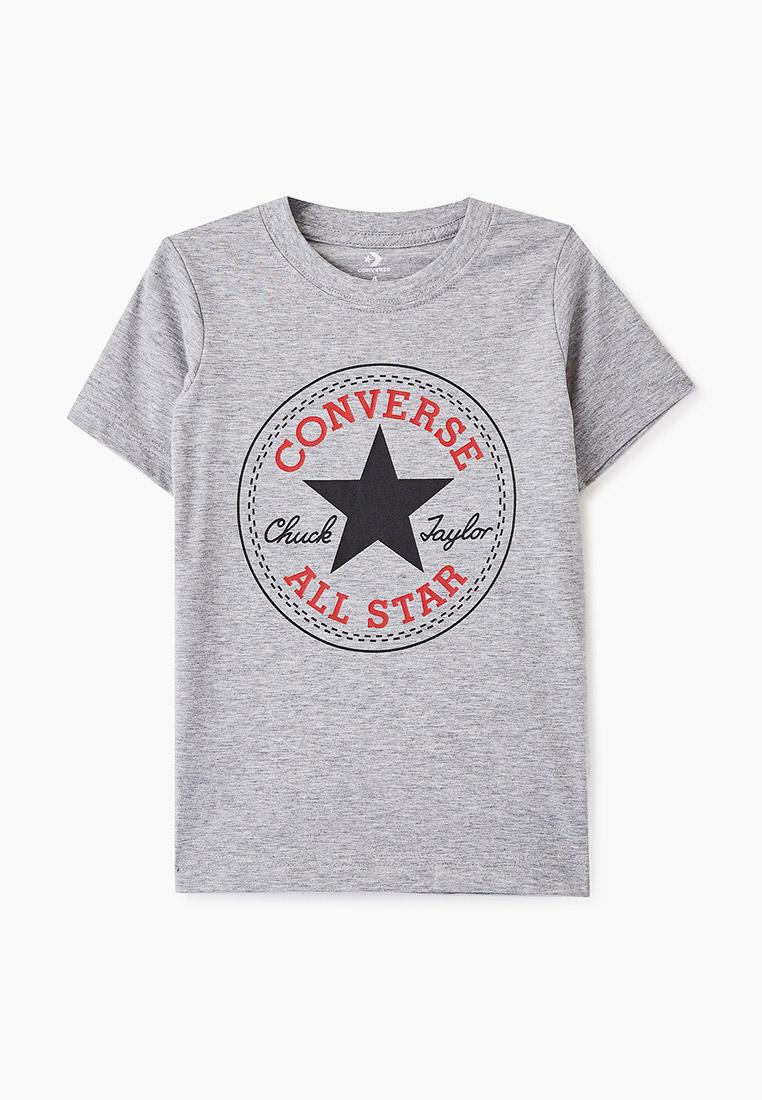 Футболка с коротким рукавом Converse (Конверс) 866500
