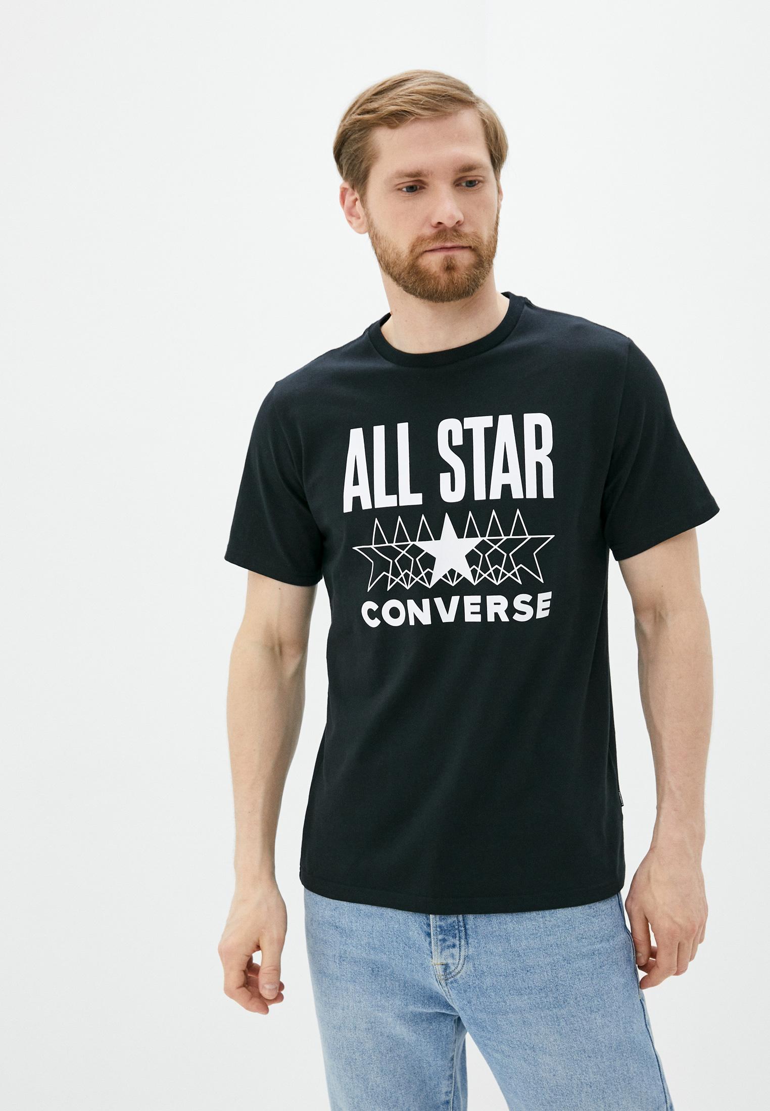 Футболка с коротким рукавом Converse (Конверс) 10018373001