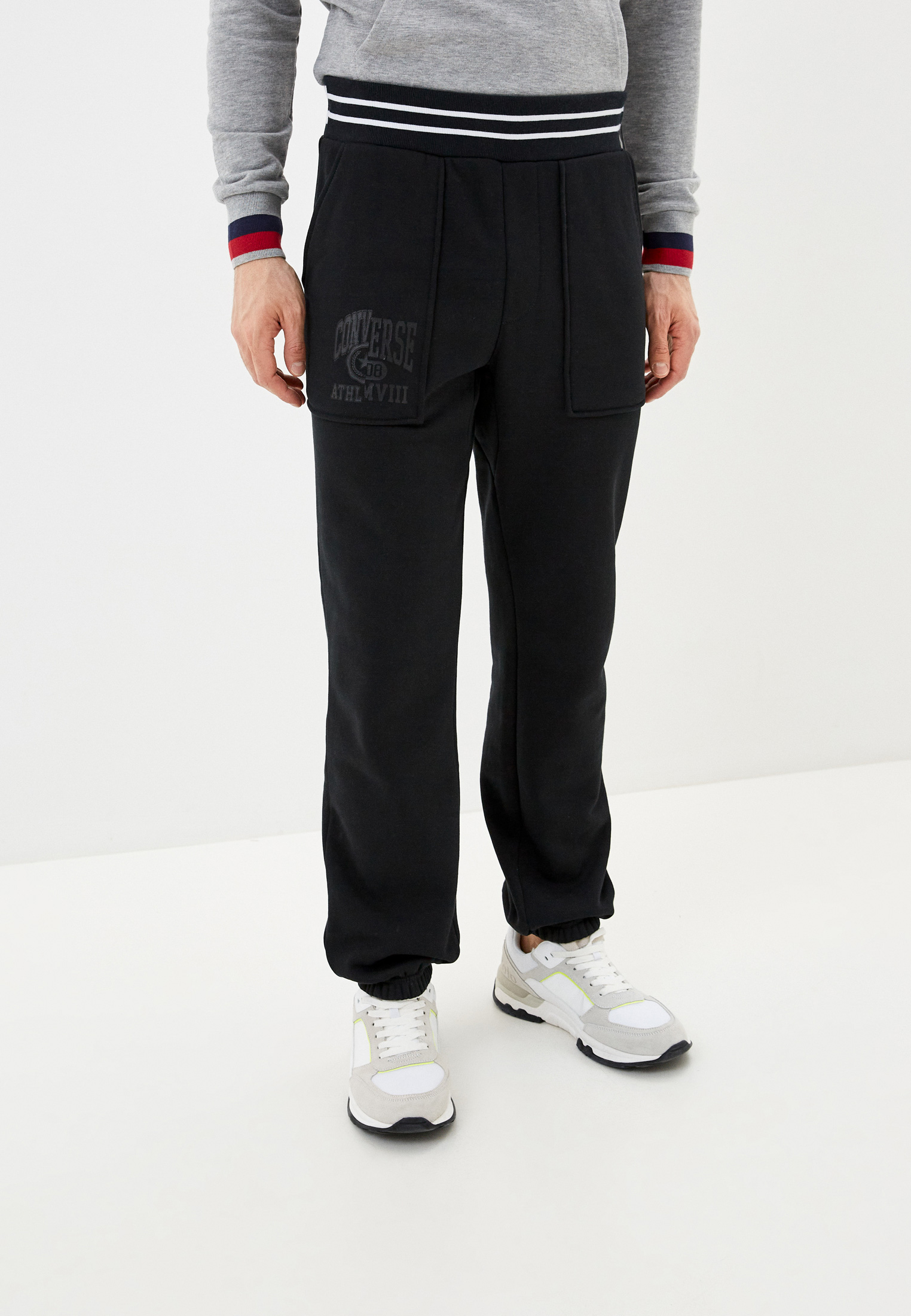 Мужские спортивные брюки Converse (Конверс) 10018340001