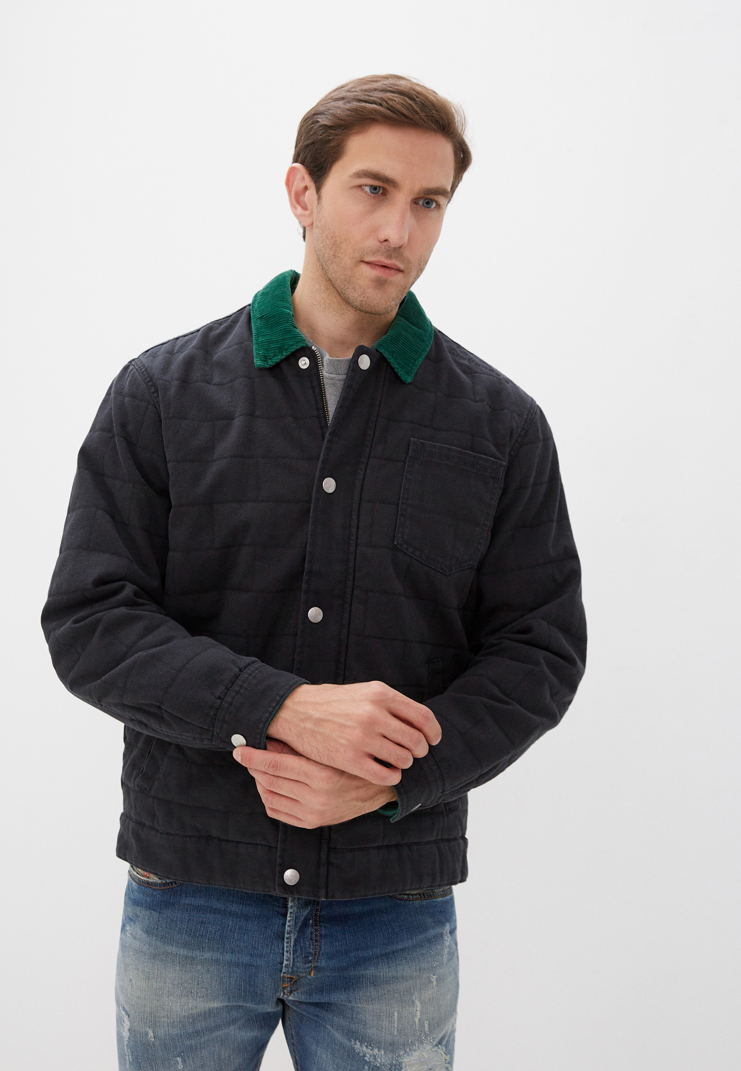 Утепленная куртка Converse (Конверс) 10019460001