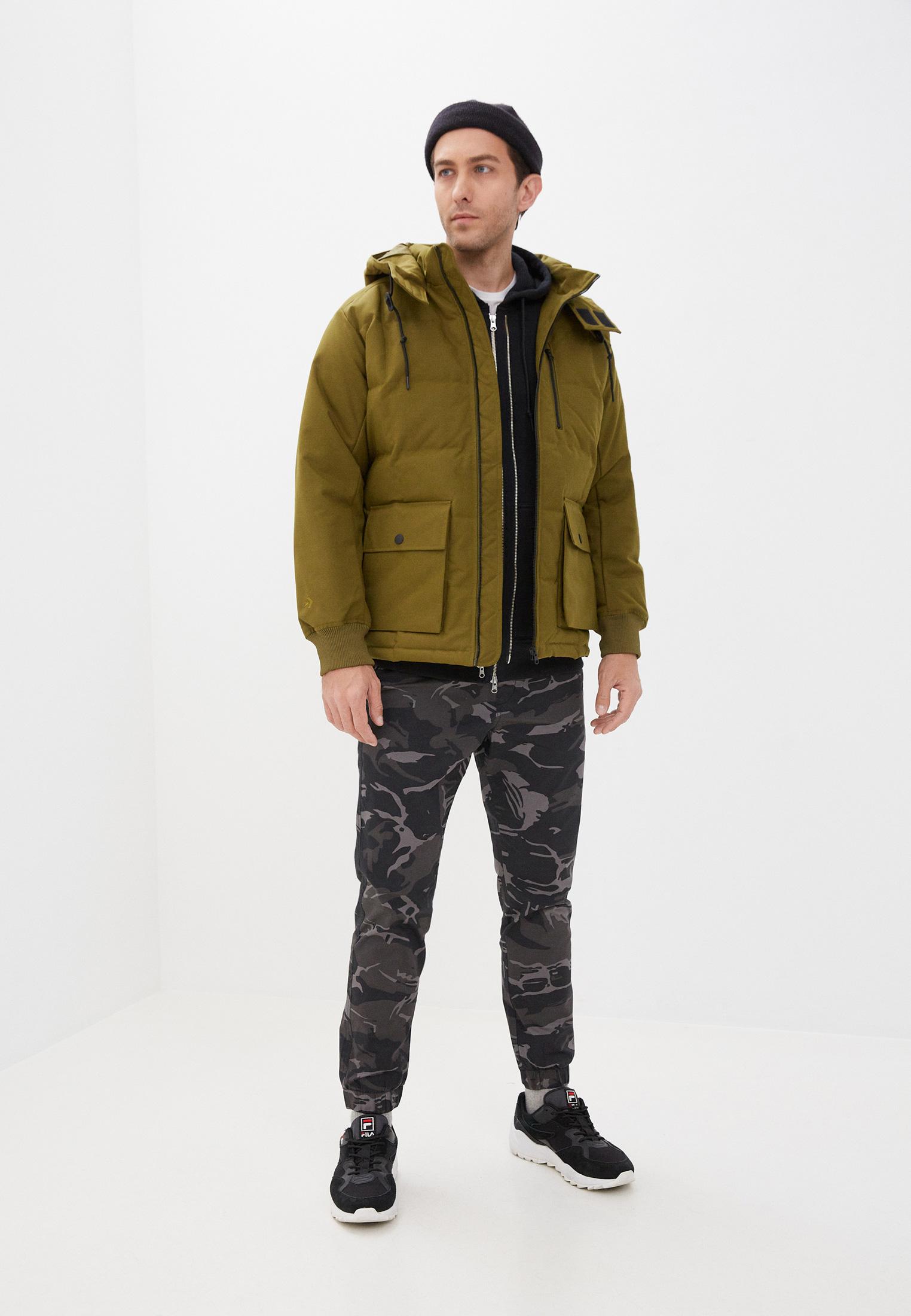 Утепленная куртка Converse (Конверс) 10019986366: изображение 2