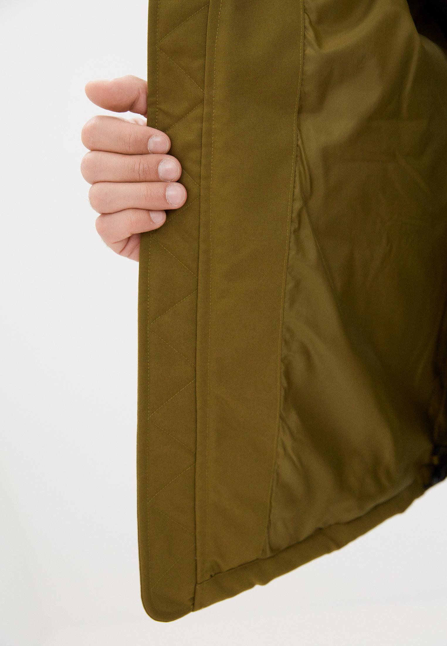 Утепленная куртка Converse (Конверс) 10019986366: изображение 4