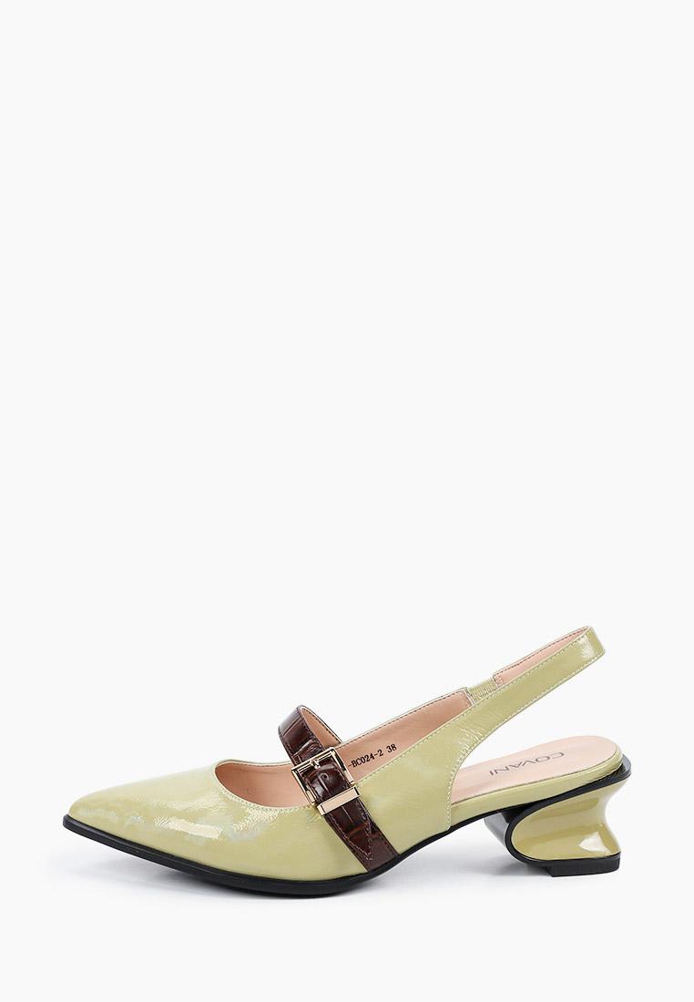Женские туфли Covani JSS21-BC024-2: изображение 1