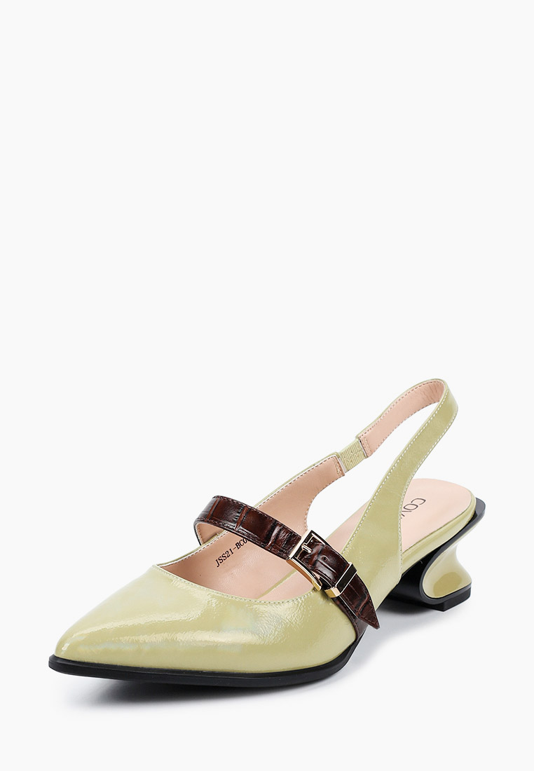 Женские туфли Covani JSS21-BC024-2: изображение 2