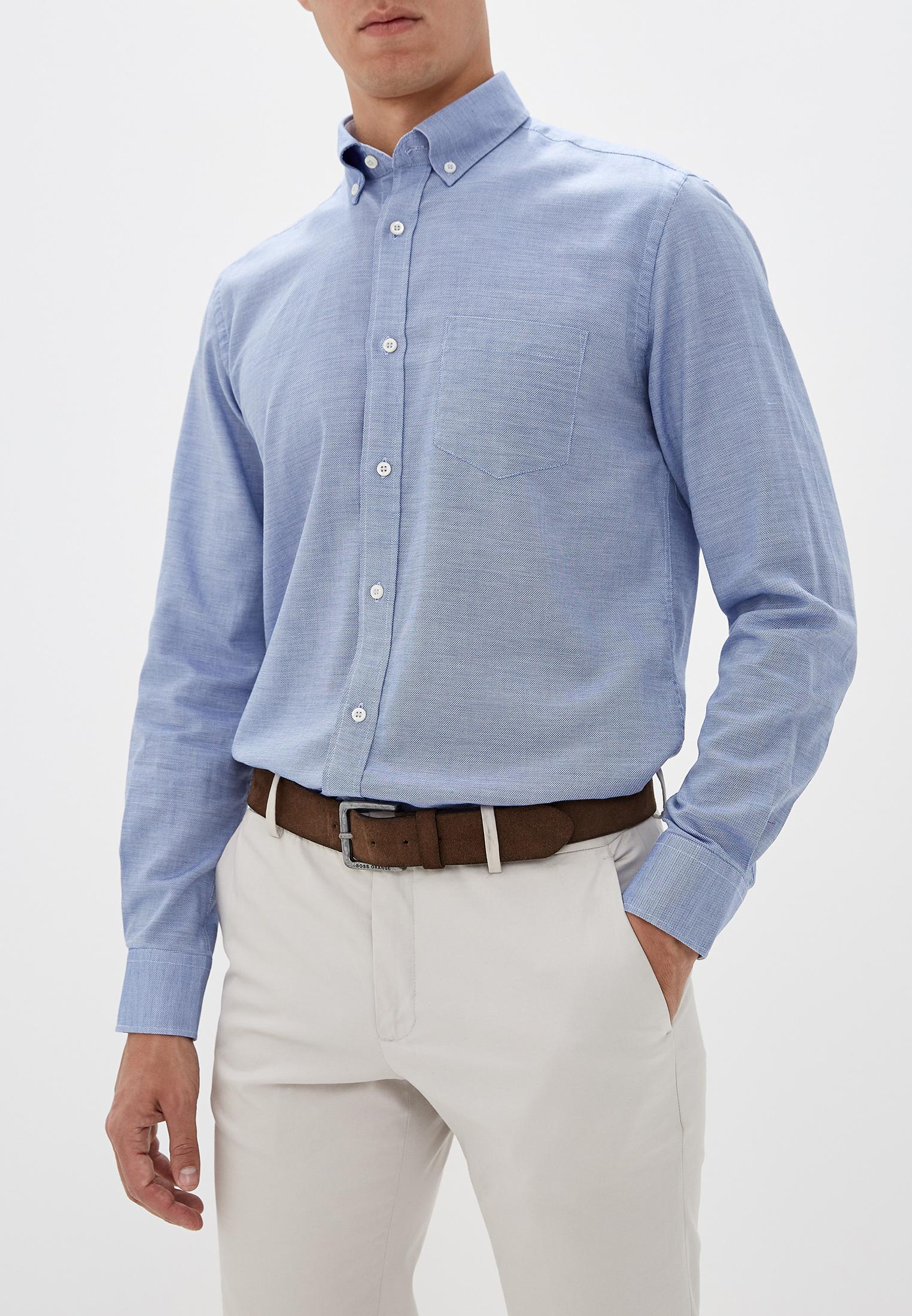 Рубашка с длинным рукавом Cortefiel 7396279