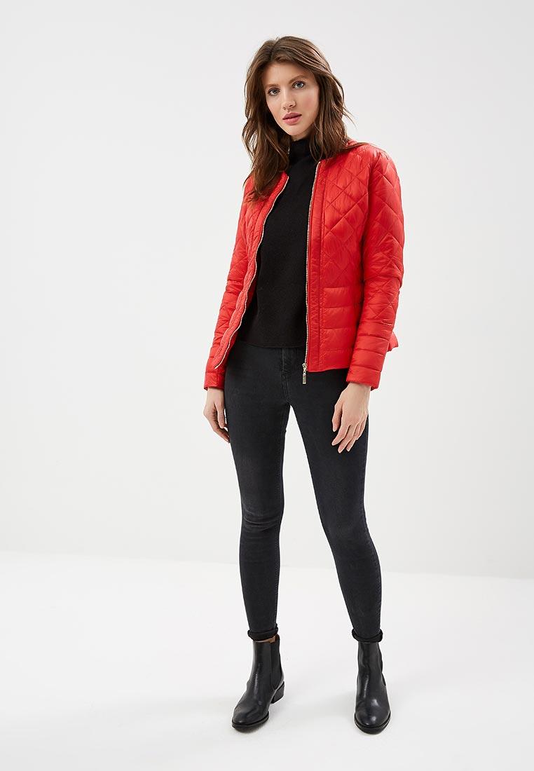 Утепленная куртка Conso Wear SS180108 - red coat: изображение 2