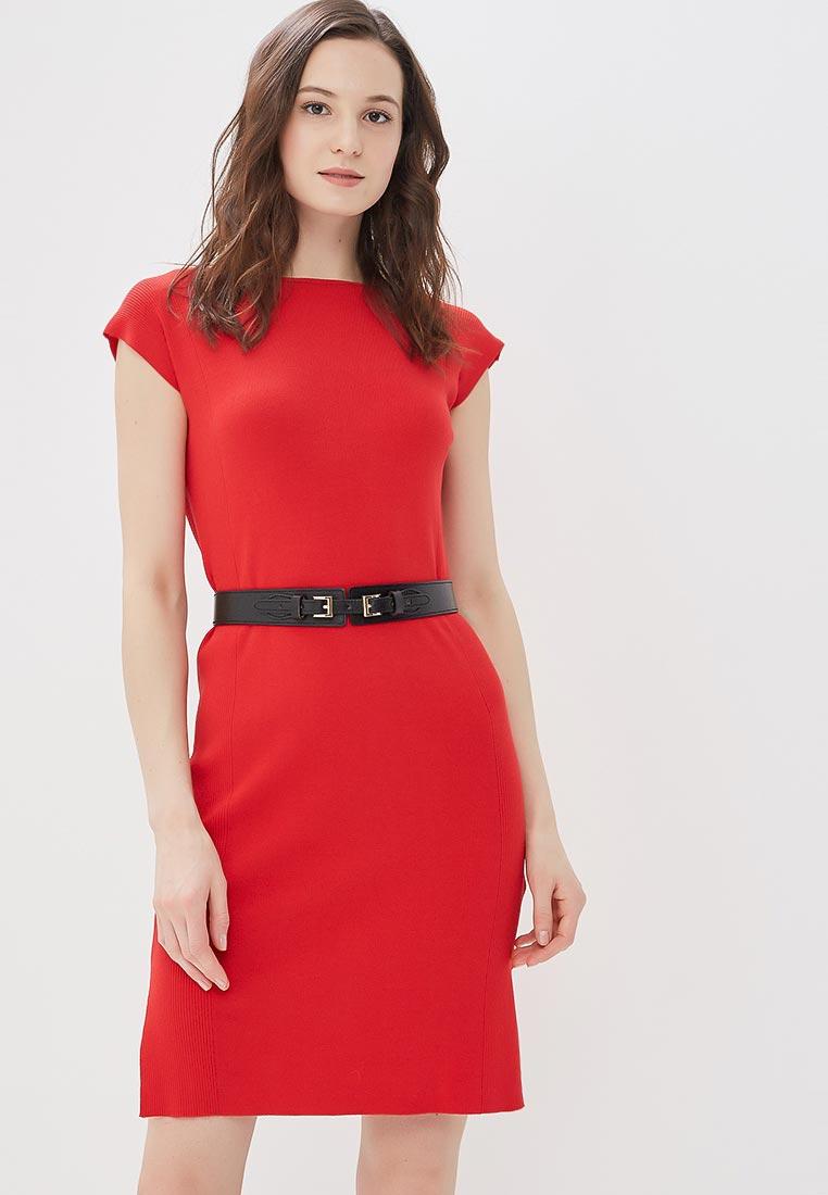 Платье Conso Wear KWDM180755 - red