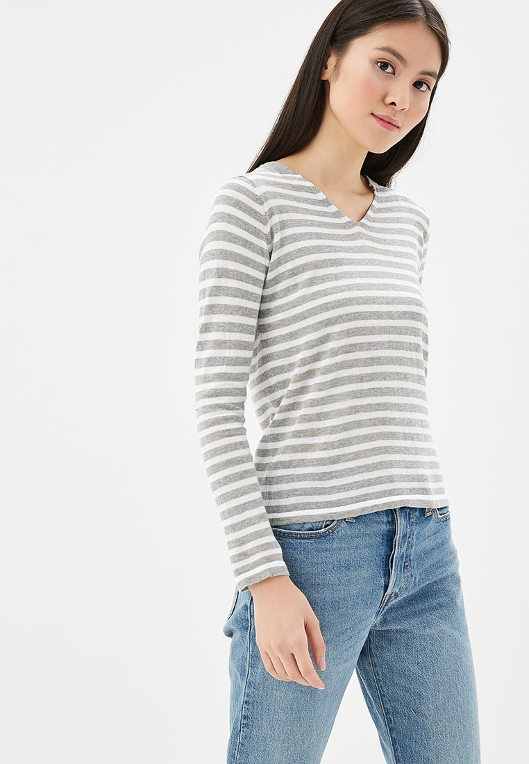 Пуловер Conso Wear KWJS180724 - white/grey melange