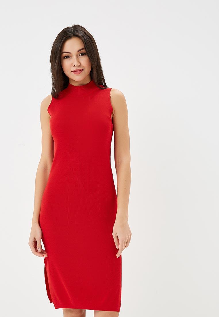 Платье Conso Wear KWDL180701 - red