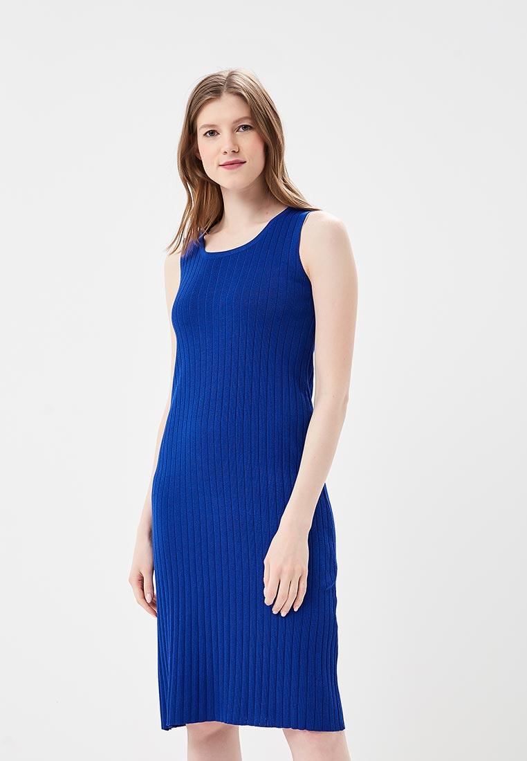 Платье Conso Wear KWDL180704 - royal blue