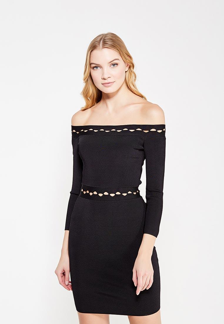 Платье Conso Wear KWDS170912 - black