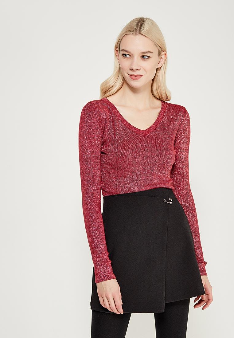 Пуловер Conso Wear KWJS170769 - marsala