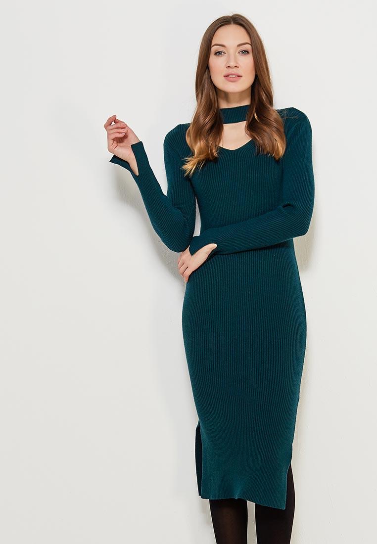 Платье Conso Wear KWDL170787 - green forest