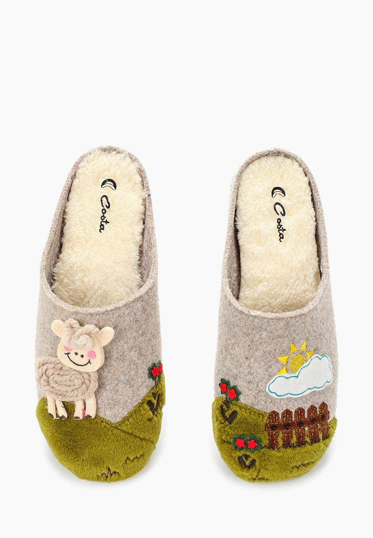 Женская домашняя обувь COSTA H592-880: изображение 4