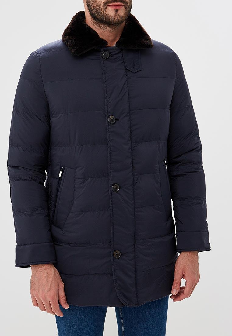 Утепленная куртка Cortigiani 518616