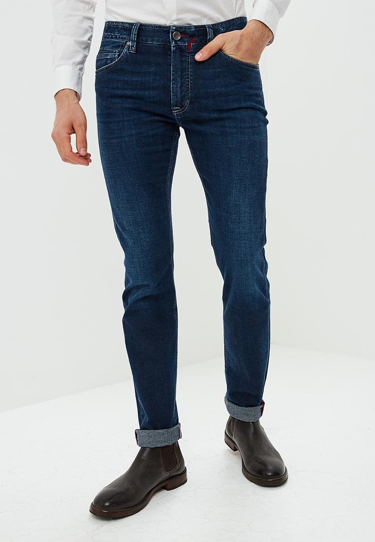 Зауженные джинсы Cortigiani 513506