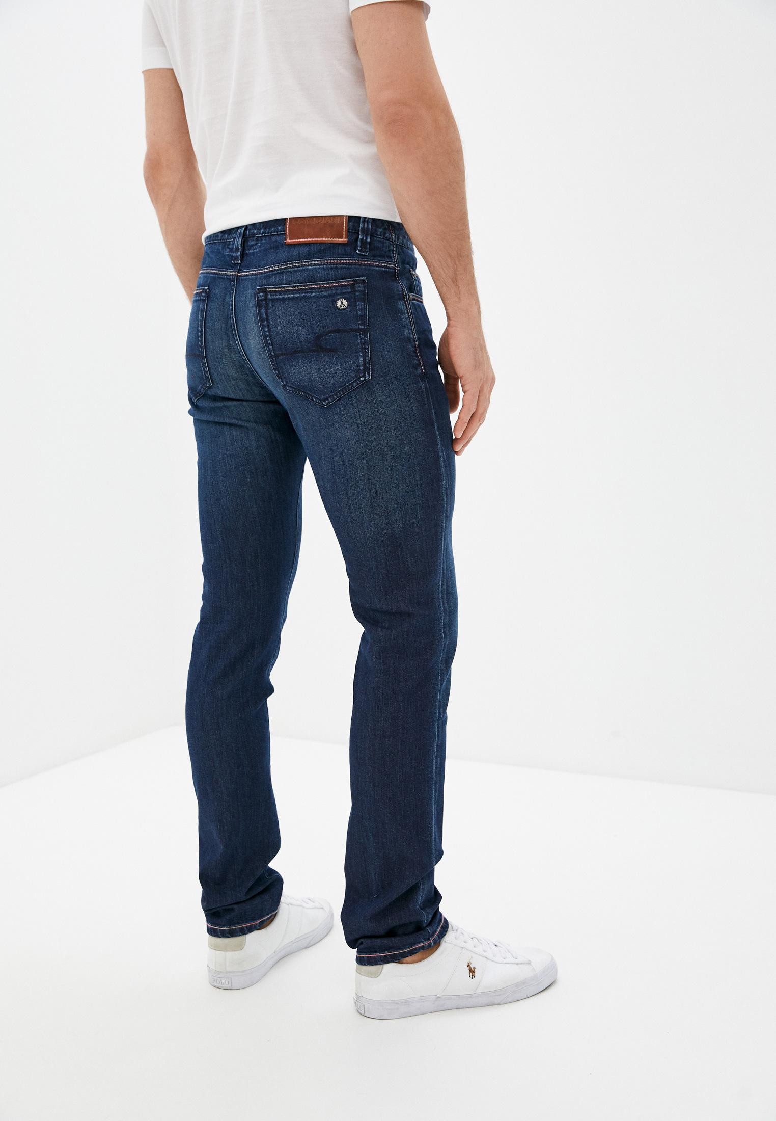 Мужские прямые джинсы Cortigiani 113540: изображение 4