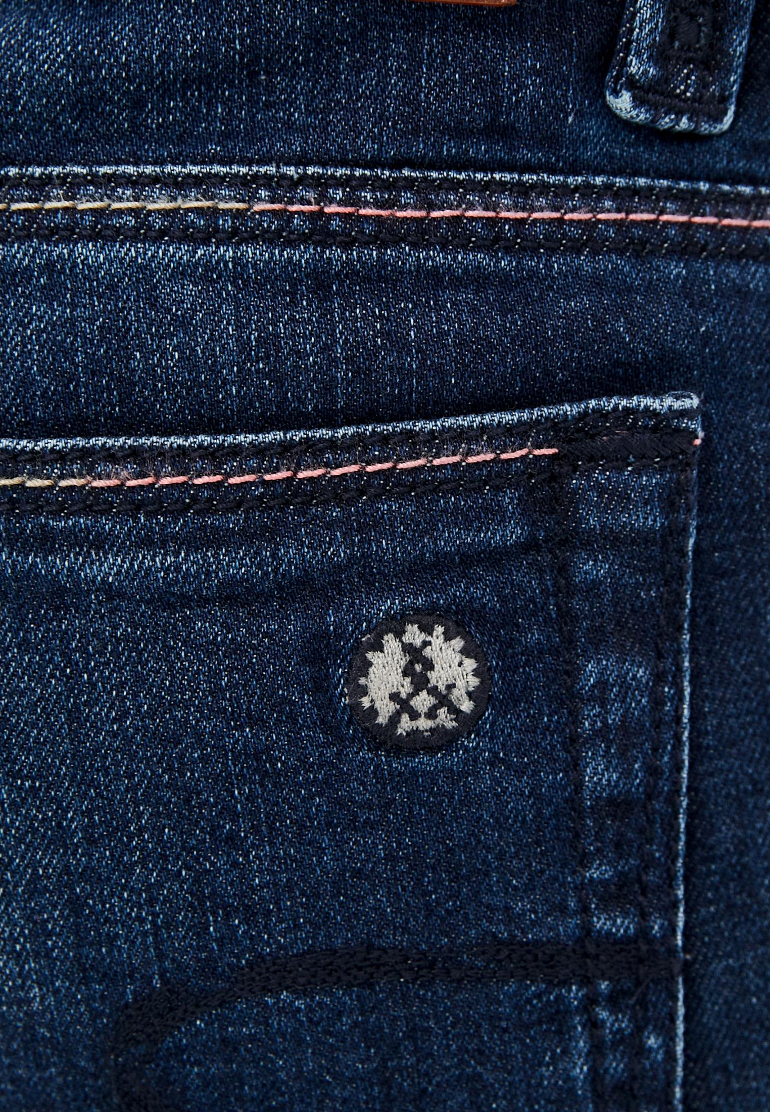 Мужские прямые джинсы Cortigiani 113540: изображение 5