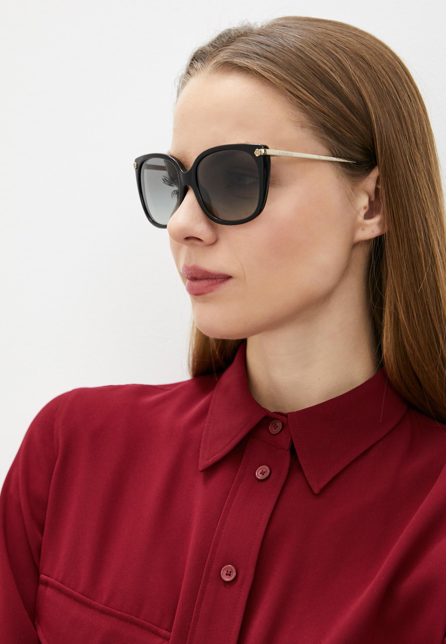 Женские солнцезащитные очки Coach 0HC8272