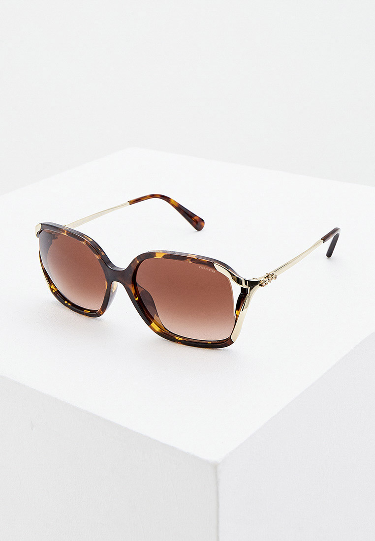 Женские солнцезащитные очки Coach 0HC8280U