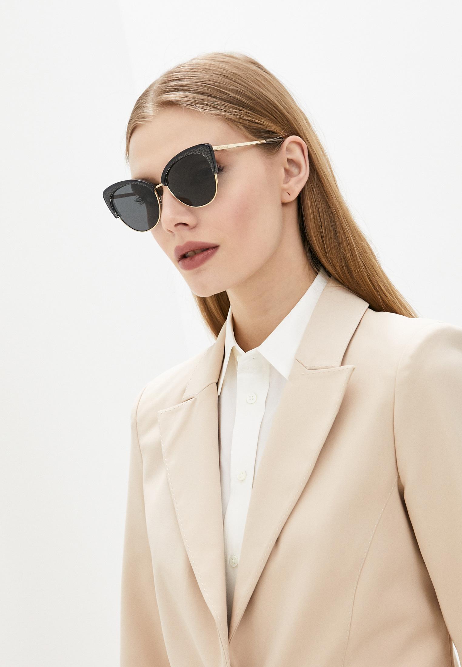 Женские солнцезащитные очки Coach 0HC7110: изображение 4