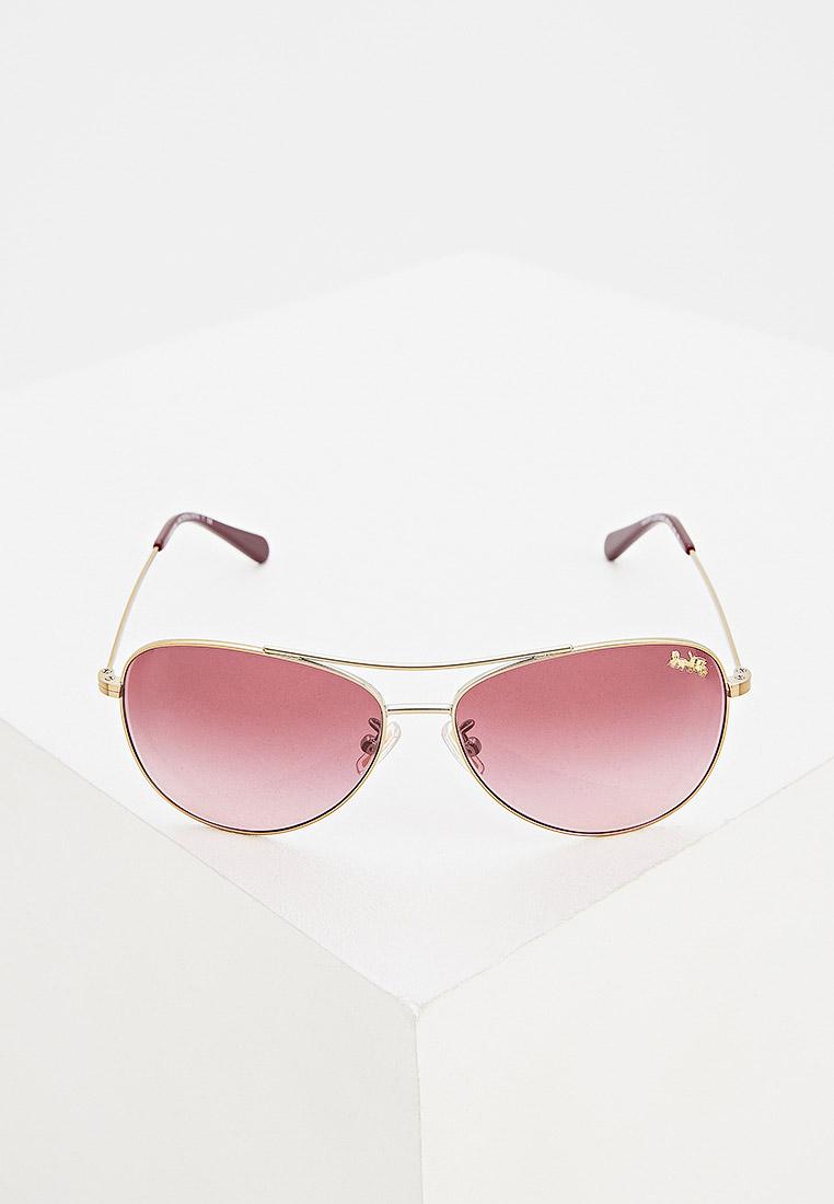 Женские солнцезащитные очки Coach 0HC7079: изображение 2