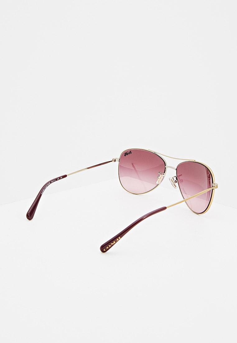 Женские солнцезащитные очки Coach 0HC7079: изображение 3