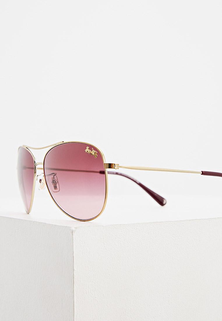 Женские солнцезащитные очки Coach 0HC7079: изображение 4