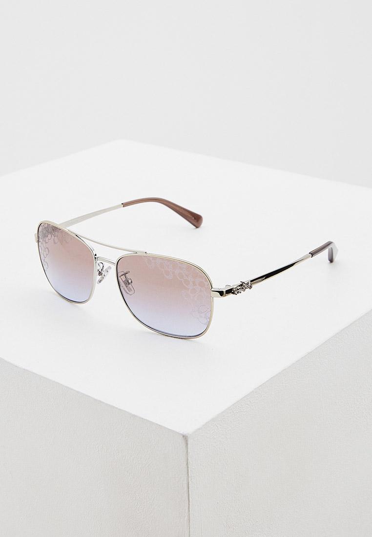Женские солнцезащитные очки Coach 0HC7080