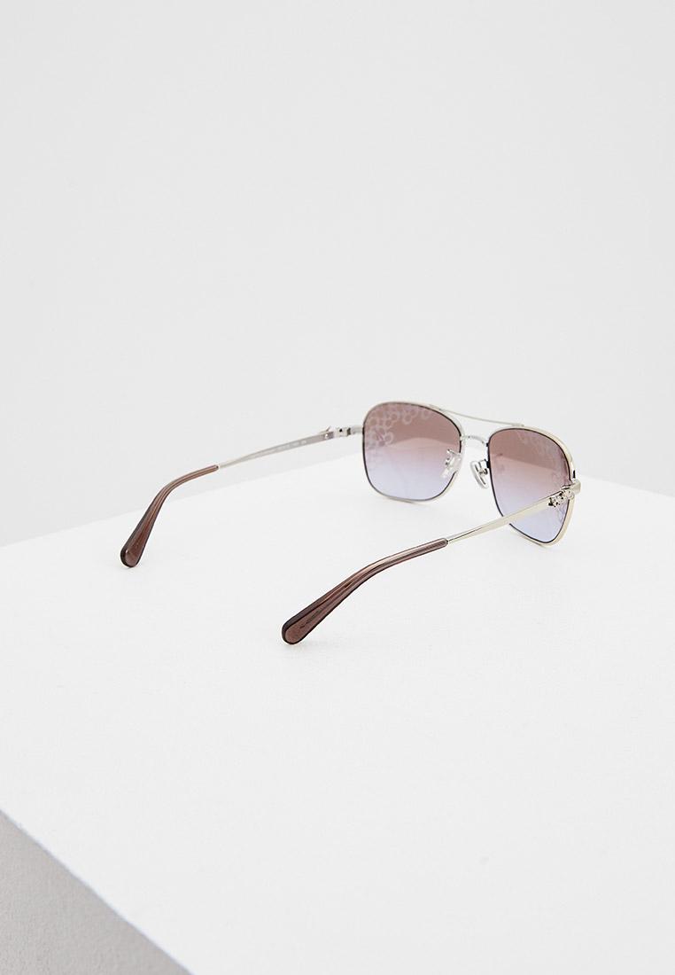 Женские солнцезащитные очки Coach 0HC7080: изображение 3
