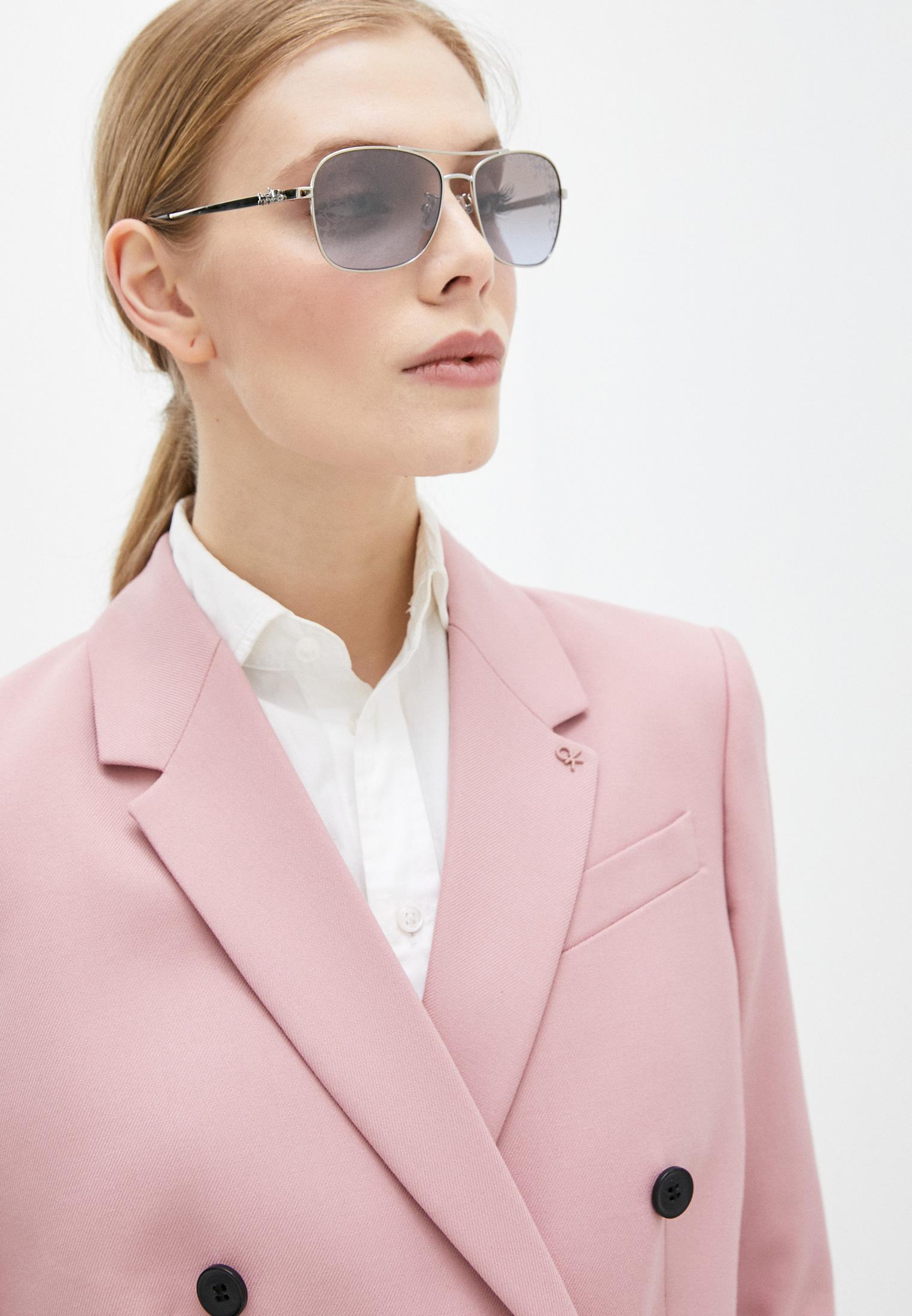 Женские солнцезащитные очки Coach 0HC7080: изображение 6