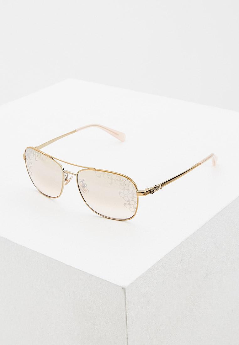 Женские солнцезащитные очки Coach 0HC7080: изображение 7