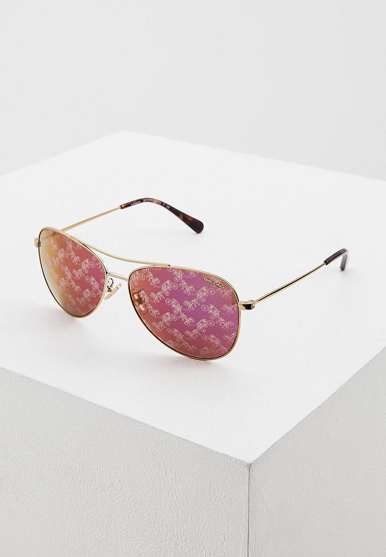 Женские солнцезащитные очки Coach 0HC7079: изображение 7
