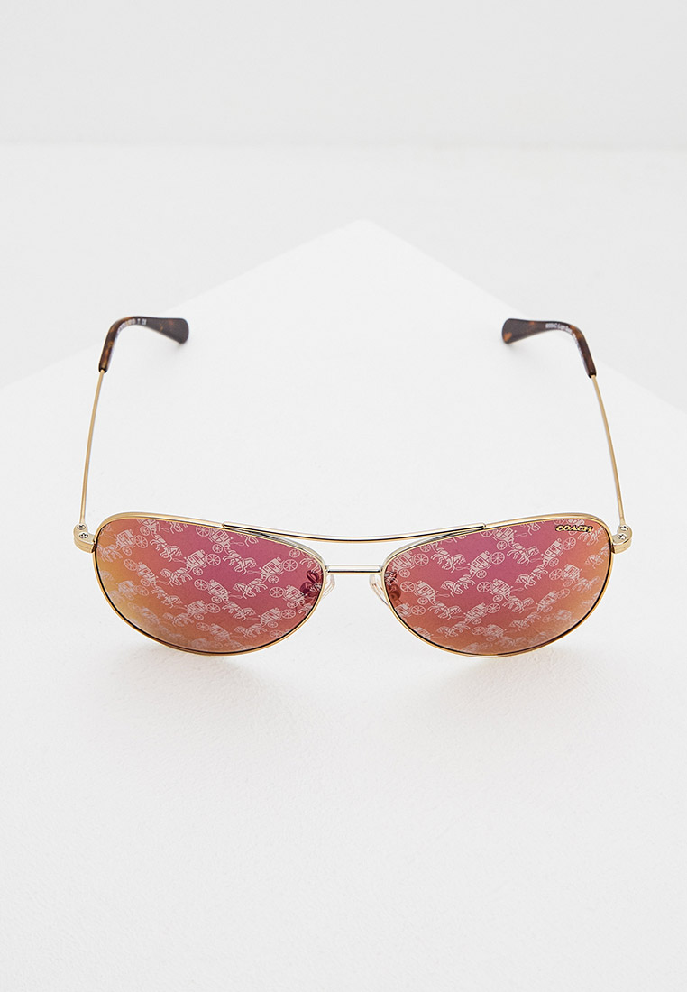Женские солнцезащитные очки Coach 0HC7079: изображение 8