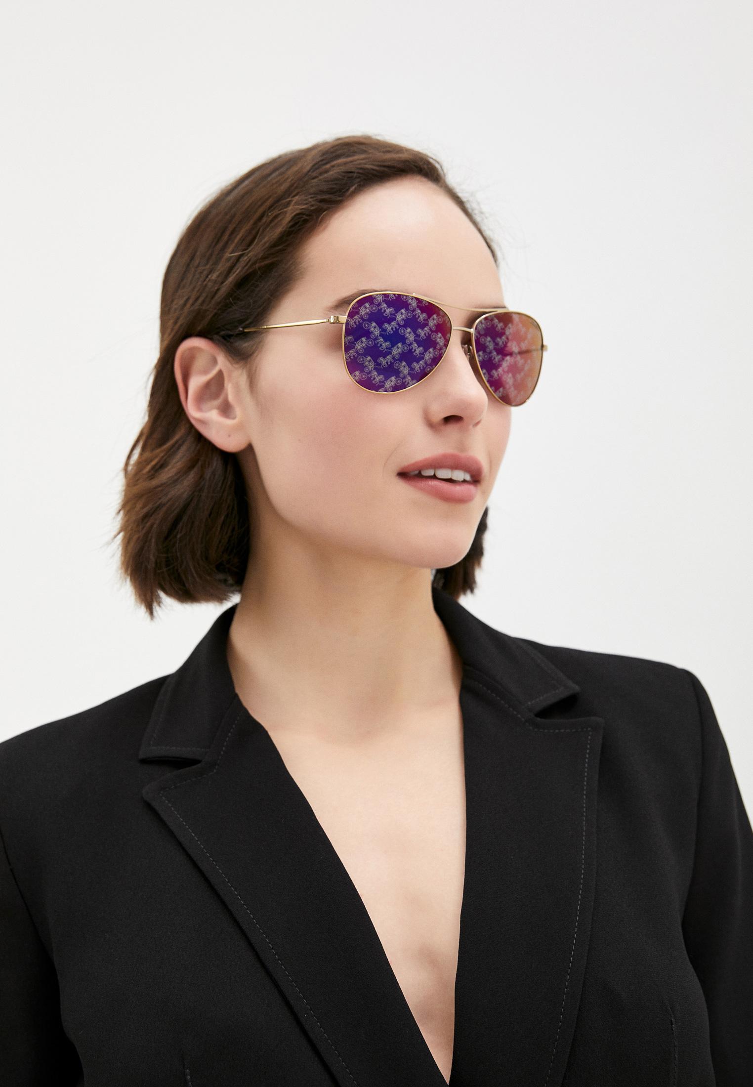 Женские солнцезащитные очки Coach 0HC7079: изображение 12