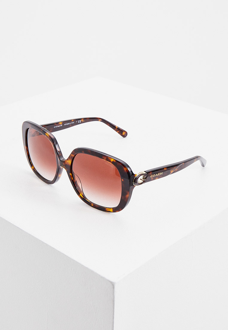 Женские солнцезащитные очки Coach 0HC8292: изображение 1