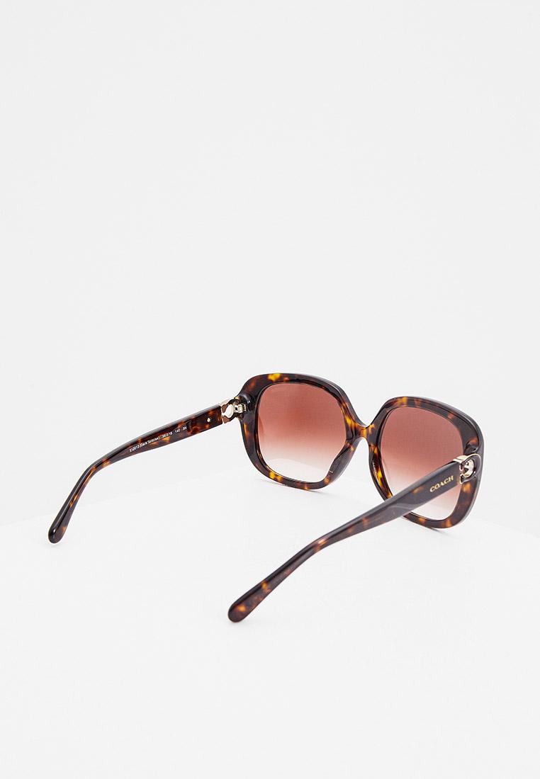 Женские солнцезащитные очки Coach 0HC8292: изображение 3