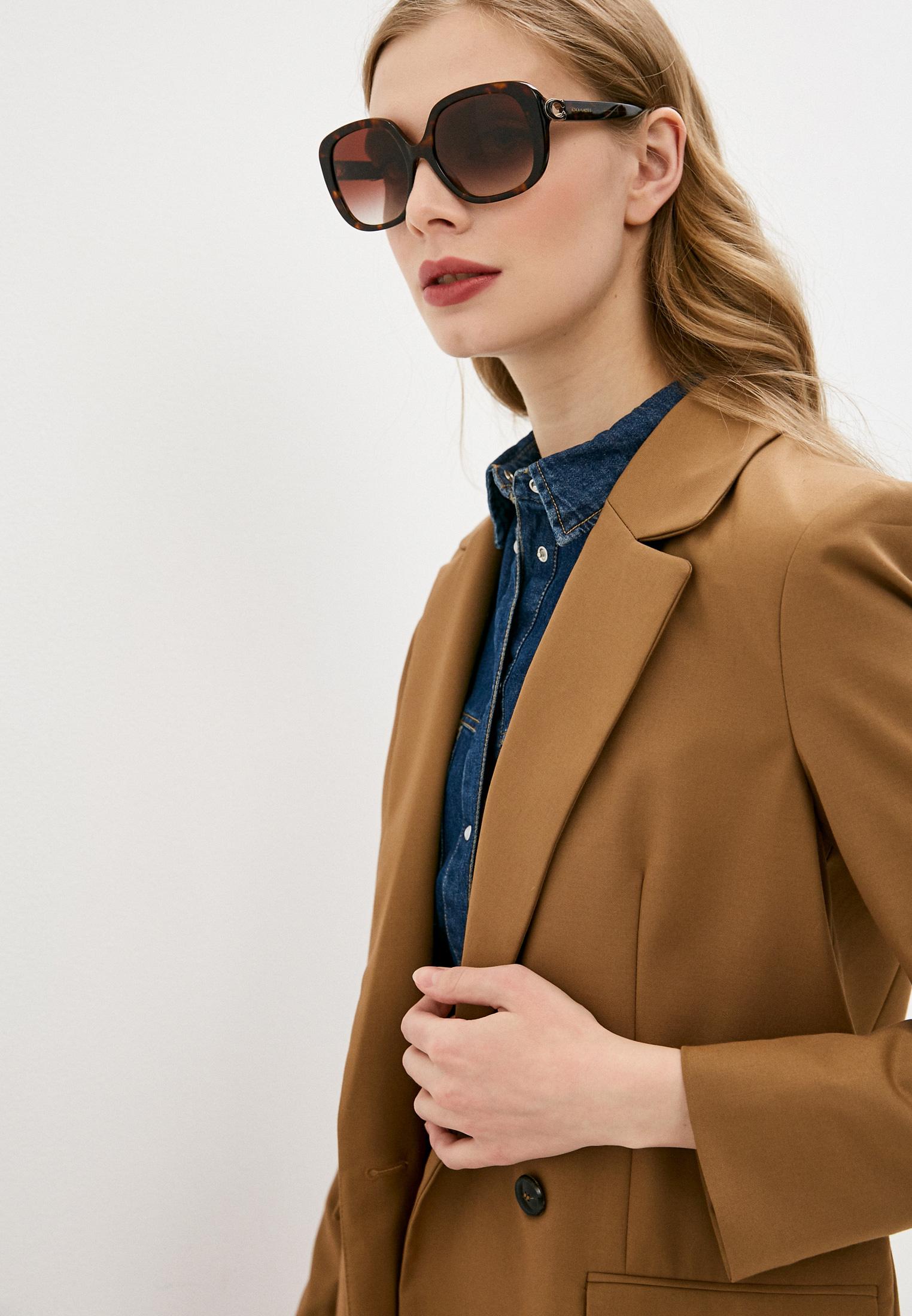 Женские солнцезащитные очки Coach 0HC8292: изображение 6