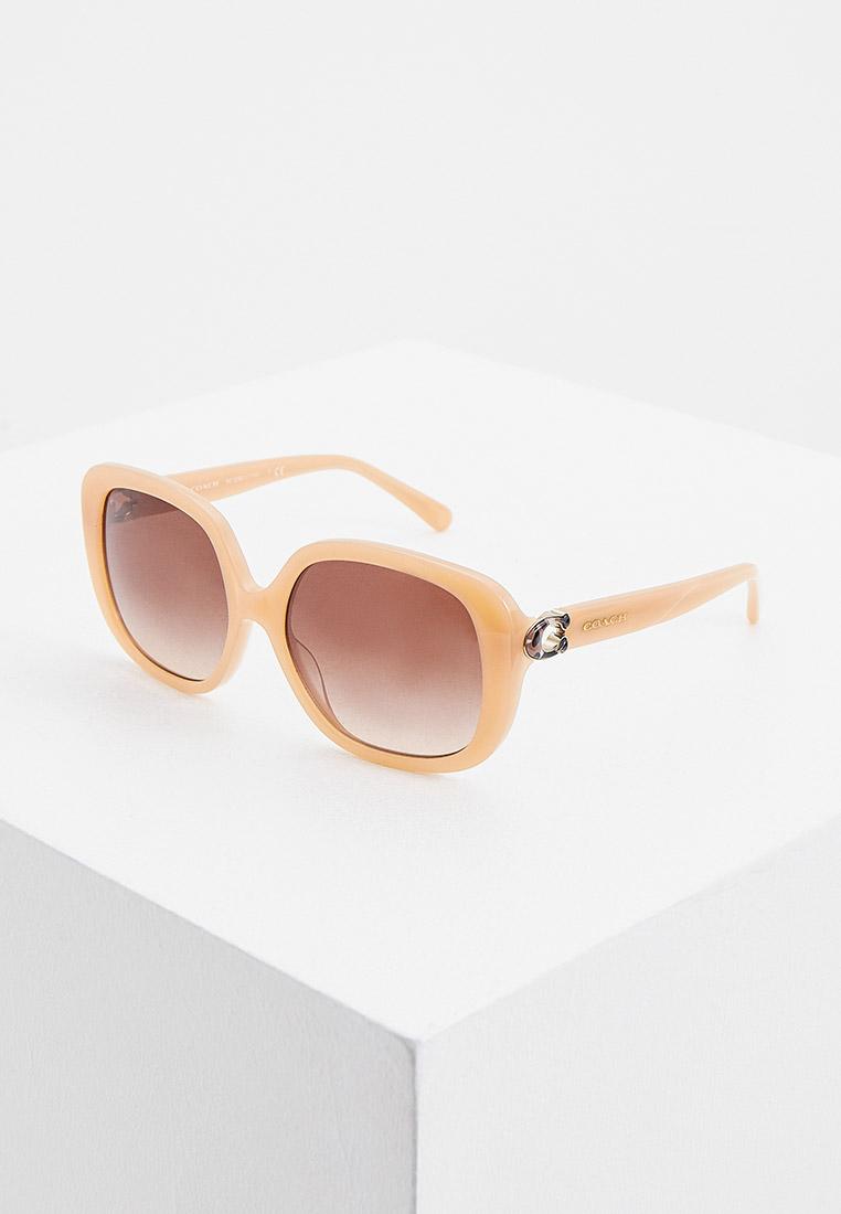 Женские солнцезащитные очки Coach 0HC8292