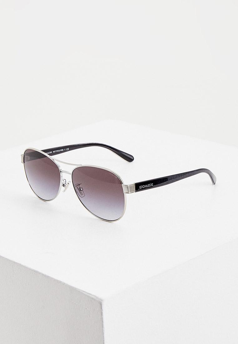 Женские солнцезащитные очки Coach 0HC7115