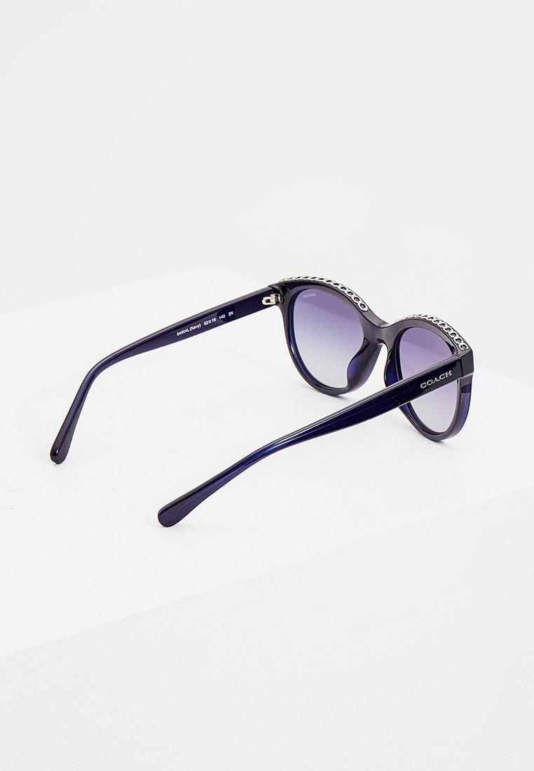 Женские солнцезащитные очки Coach 0HC8297U: изображение 3