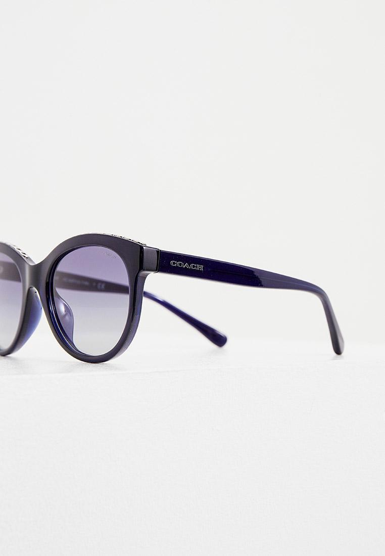 Женские солнцезащитные очки Coach 0HC8297U: изображение 4