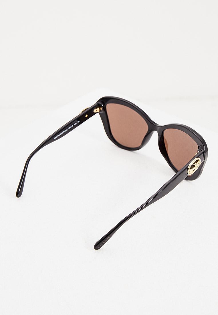 Женские солнцезащитные очки Coach 0HC8294: изображение 3