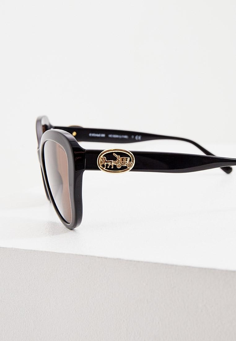 Женские солнцезащитные очки Coach 0HC8294: изображение 4