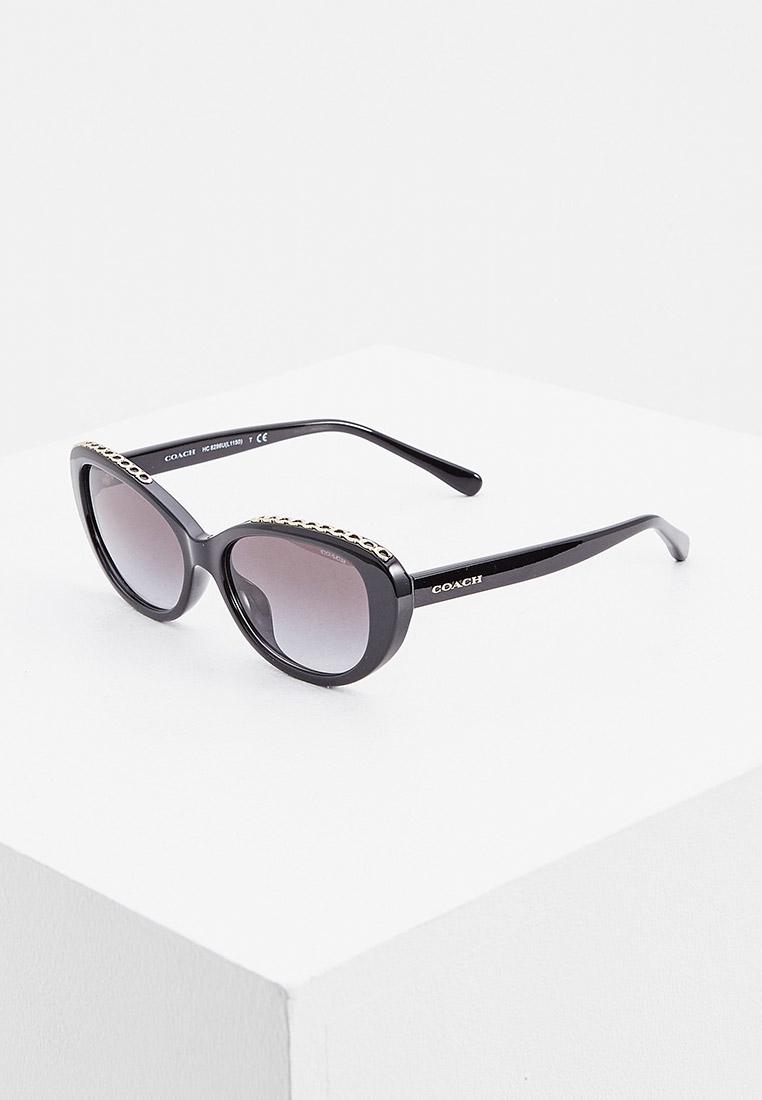 Женские солнцезащитные очки Coach 0HC8296U: изображение 1