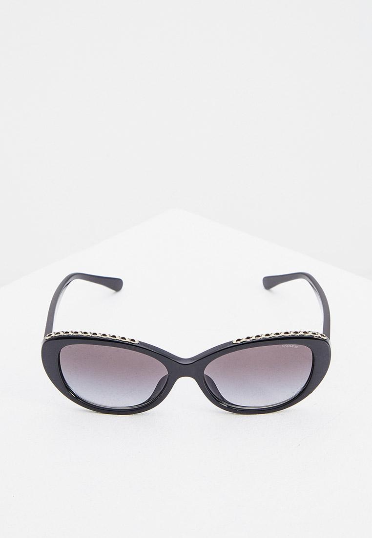 Женские солнцезащитные очки Coach 0HC8296U: изображение 2