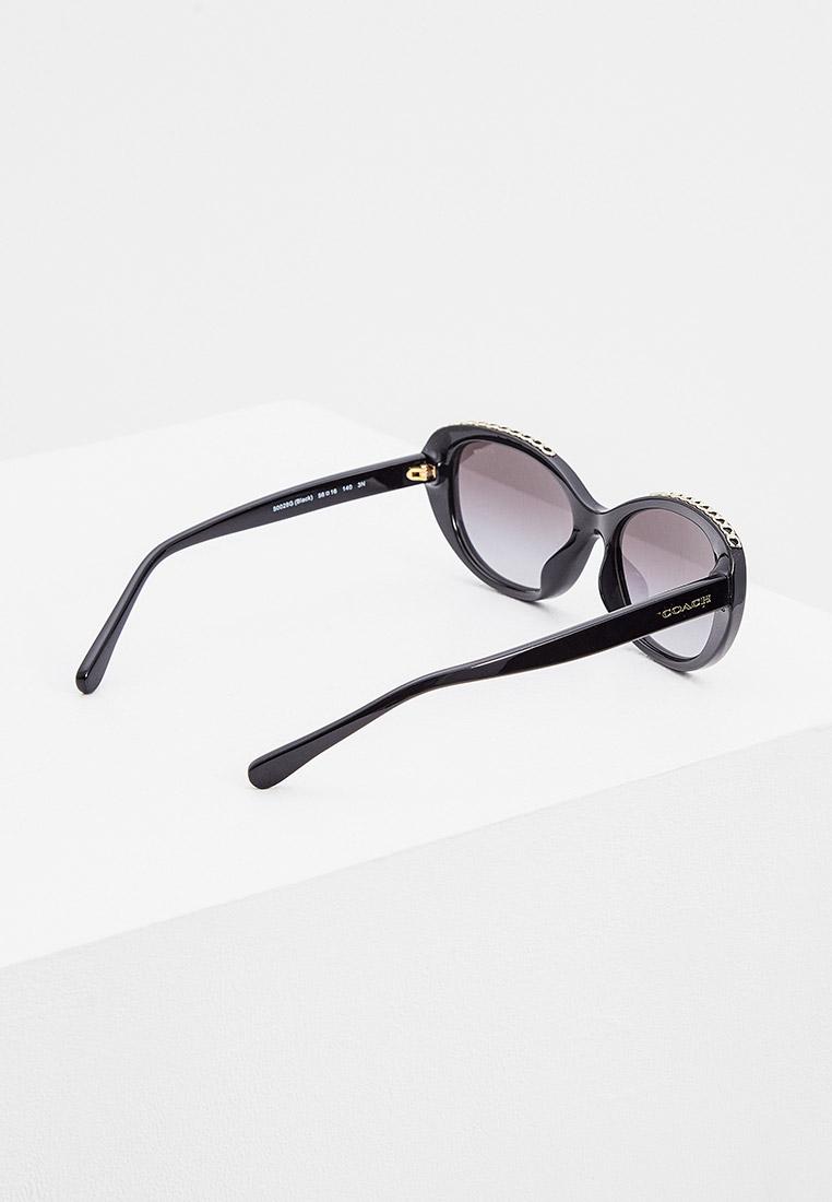 Женские солнцезащитные очки Coach 0HC8296U: изображение 3